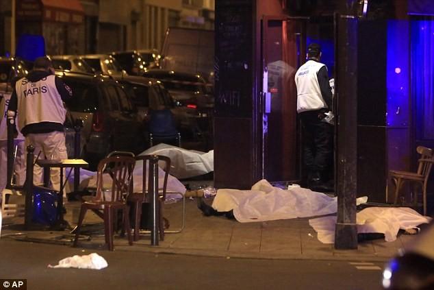 Video IS đe dọa sẽ tiếp tục tấn công khủng bố Pháp