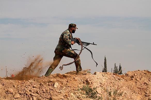 Quân đội Syria từng bước dồn IS, Al Nusra vào tử địa