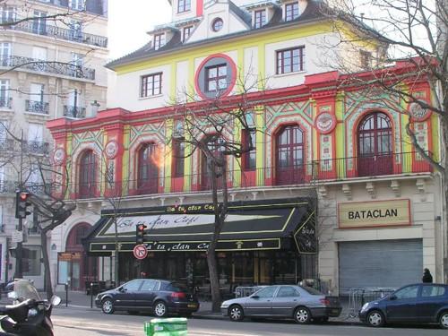 Những clip nóng bỏng cuộc tấn công khủng bố ở Balanta, Paris