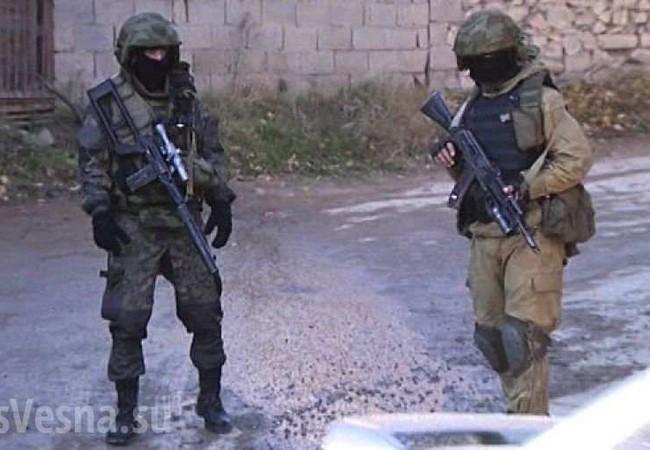 Nga tiêu diệt nhóm chiến binh định tấn công khủng bố Moscow
