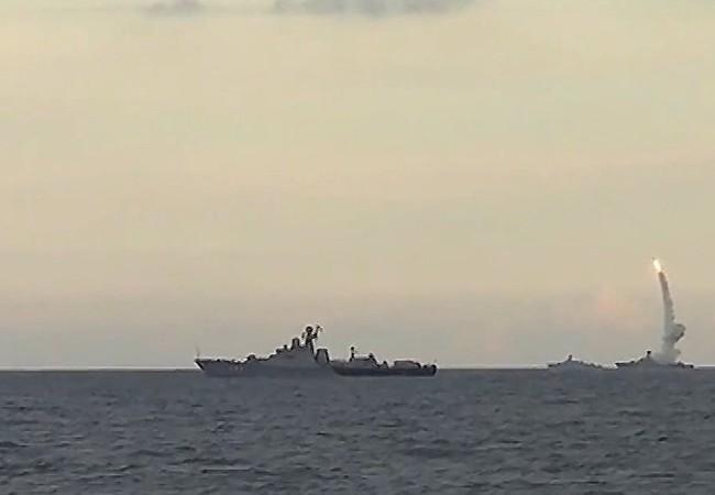 Video: Cận cảnh vũ khí Nga giáng đòn kinh hoàng vào IS