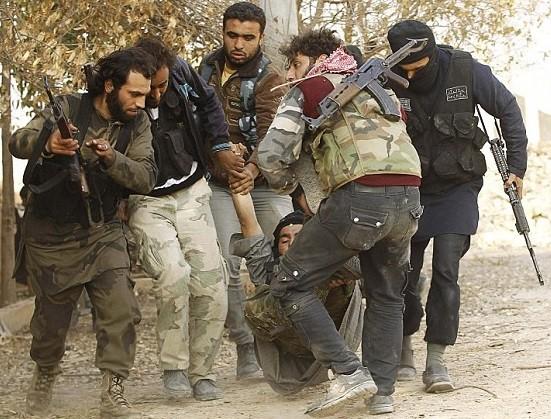 Các chiến binh khủng bố IS nước ngoài đang tháo chạy
