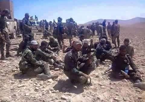 Quân đội Syria dồn sức tấn công vây hãm Palmyra