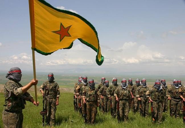 Lực lượng đặc nhiệm dân quân người Kurd