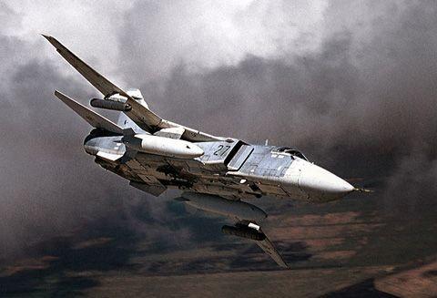 Nghi lễ long trọng đón phi công Su 24 về Nga