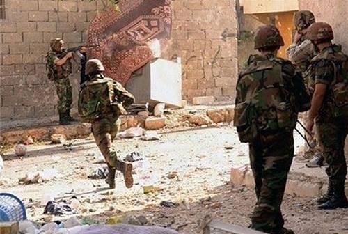 Kết quả hình ảnh cho Giao tranh tiếp tục diễn ra ác liệt ở Syria