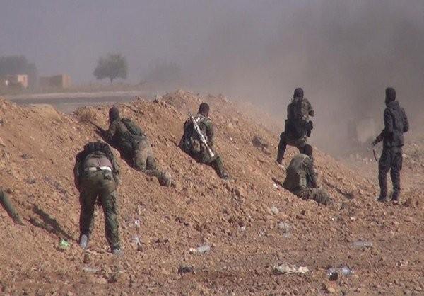 Quân đội Syria dội bão lửa IS, phương Tây suốt ruột vào cuộc