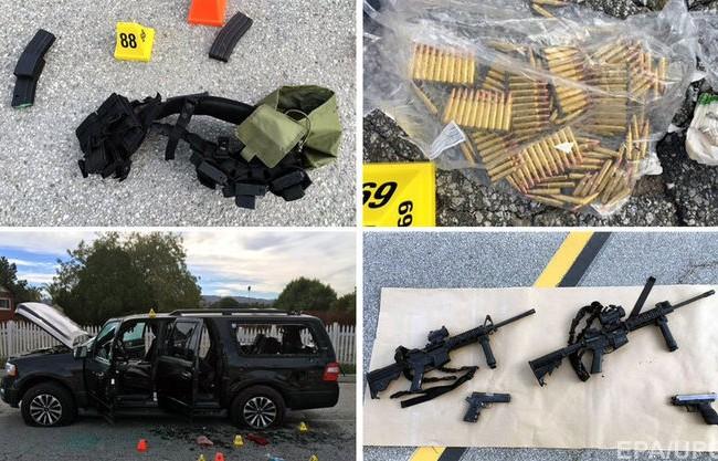 Thủ phạm xả súng ở California liên quan đến khủng bố