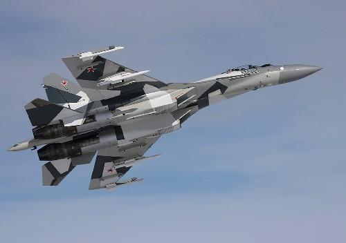 Không quân Nga san phẳng sở chỉ huy và thiêu rụi dầu IS