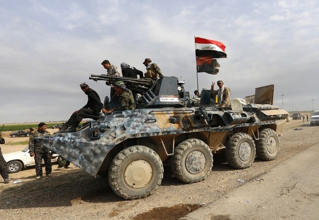 Lực lượng dân quân Shiite và an ninh Iraq