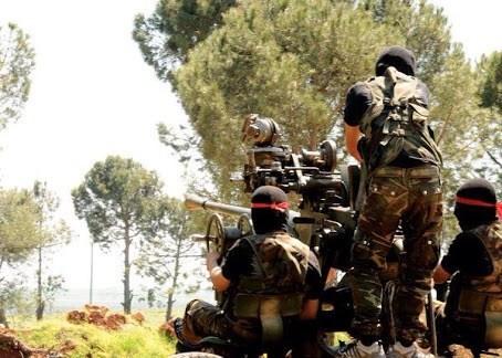 Không quân Nga và Syria phối hợp tác chiến diệt hàng loạt khủng bố