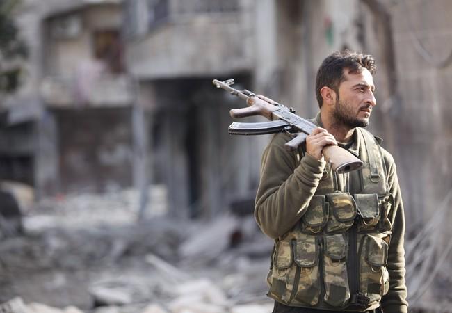 Quân đội Syria đánh đêm - cuộc chiến đặc công Việt Nam xuất hiện ở Syria