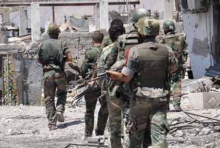 Vũ khí Nga giúp quân đội Syria giành thế chủ động