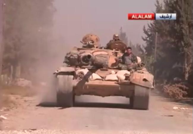 """Đuổi phiến quân tháo chạy, Syria quyết """"đóng"""" biên giới với Thổ Nhĩ Kỳ"""