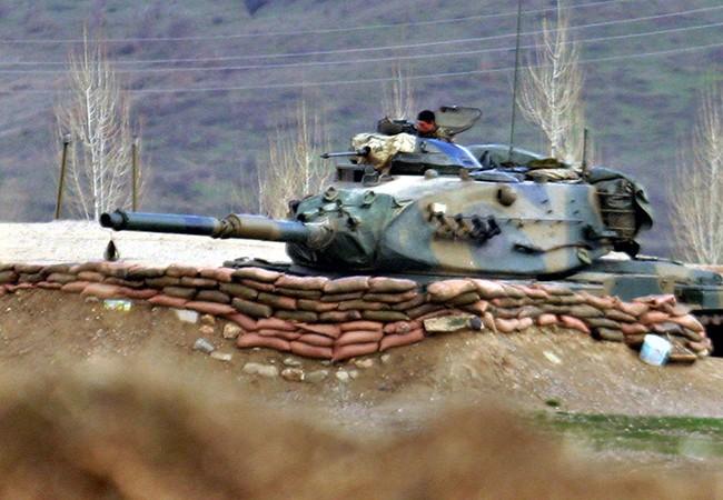 IS tập kích căn cứ quân sự Thổ Nhĩ Kỳ, tướng người Kurd thiệt mạng