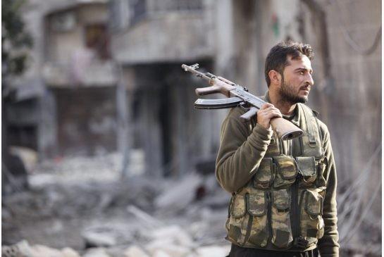 Hàng loạt tay súng IS mất mạng ở Damascus