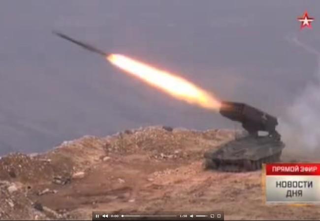 Quân chính phủ Syria thắt chặt thòng lọng quanh thành Salma