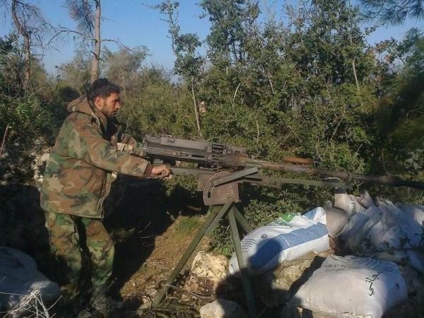 Quân đội Syria tấn công điểm chiến lược tại tỉnh Idlib