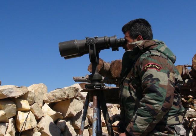 Hai tháng: quân đội Syria đánh chiếm được 65 điểm chiến lược ở Latakia,