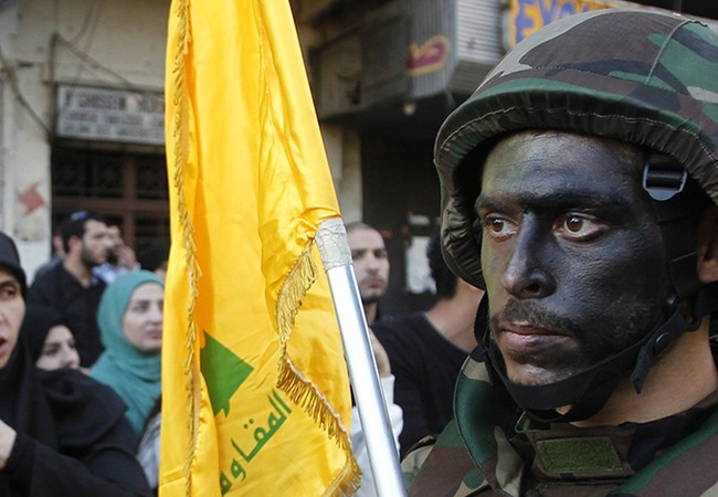 Lực lượng Hezbollah Iraq đến Syria chiến đấu chống khủng bố