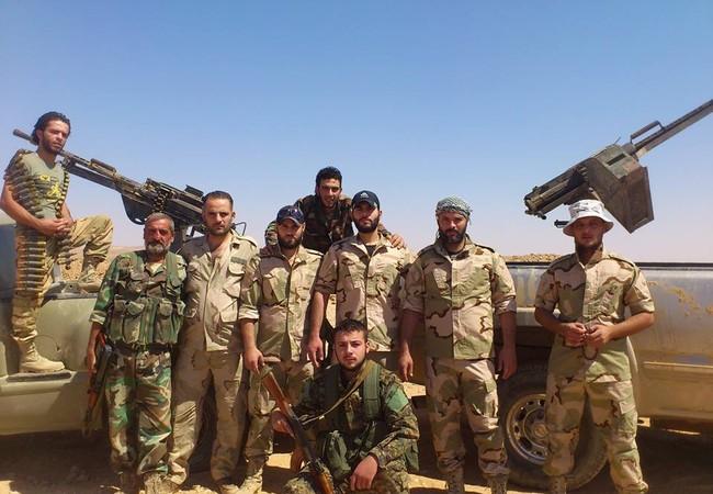 Đặc nhiệm tinh nhuệ Tiger Forces - nỗi khiếp sợ của IS ở Aleppo
