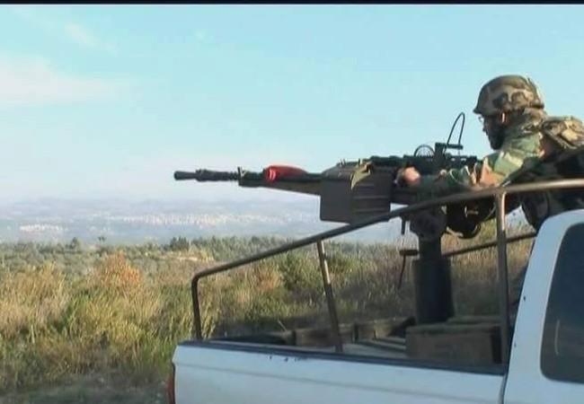 Quân đội Syria bắt đầu trận chiến giành Maheen lần thứ 3