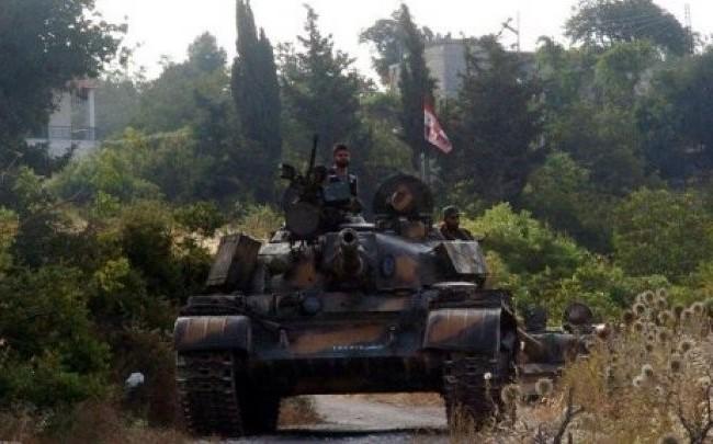 Quân đội Syria đón năm mới bằng chiến thắng ở Latakia