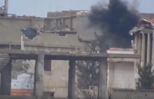 Al-Nusra, FSA phản kích thất bại, mất hàng chục chiến binh