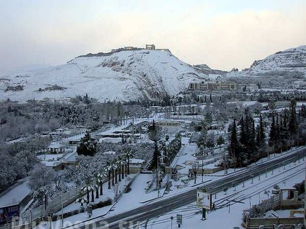 Mùa đông Syria tấn công dữ dội vào phiến quân IS