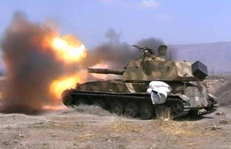 Nóng: Quân đội Syria chiếm được thành phố Salma, Bắc Latakia