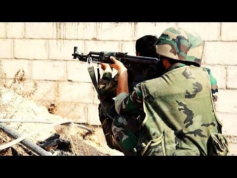 Quân đội Syria đánh chiếm liên tiếp 35 tòa nhà ở Sheikh Maskin
