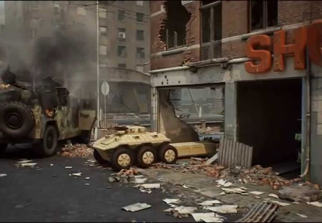"""Video: Robot """"Sát thủ đường phố Scorpion"""""""