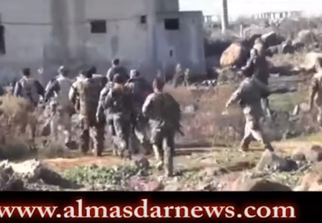 Video: Quân đội Syria giải phóng 2 làng ở Nam Hama