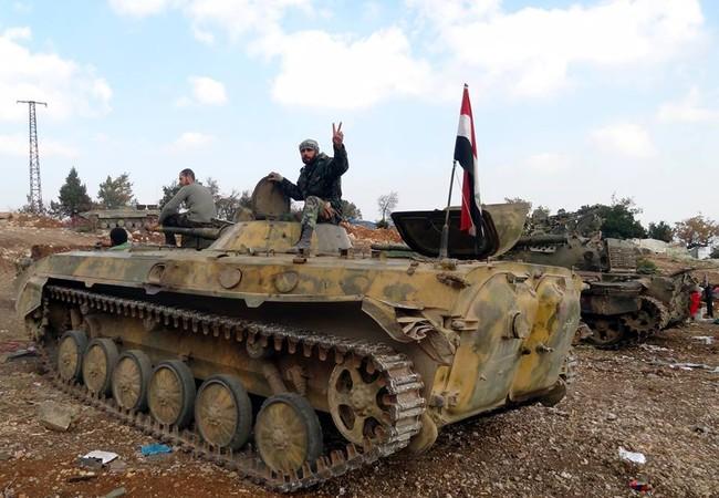 Video: Quân đội Syria chuẩn bị tấn công Quraytayn