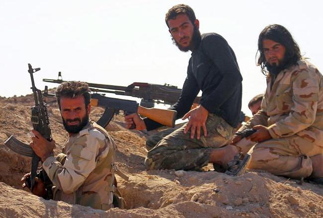 Video: Lính tình nguyện Hezbollah diệt hàng loạt phần tử cực đoan