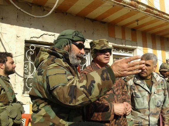 Quân đội Syria tiếp tục đọ súng với IS ở Deir ezZor