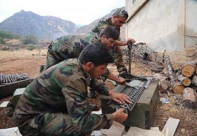 Lực lượng Tiger bẻ gãy đòn tấn công của IS, diệt gần 50 tay súng ở Aleppo