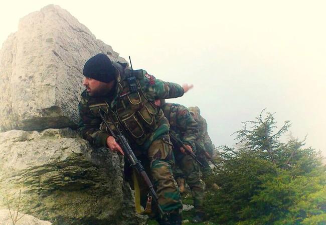 Quân đội Syria bắt hai thủ lĩnh cao cấp thân hữu Al Qaeda Syria