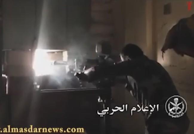 Quân đội Syria tấn công Sheikh Miskeen, diệt 20 tay súng Hồi giáo cực đoan
