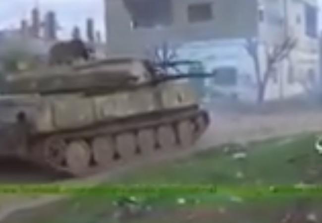 Quân đội Syria quyết tâm giải phóng thành phố Sheikh Miskeen