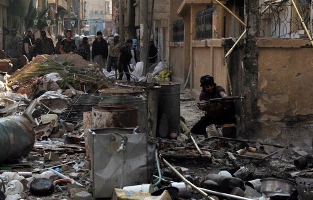 IS tiếp tục tấn công nội đô thành phố Deir Ez Zor