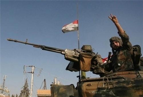 Quân đội Syria đánh chiếm làng Balouzah, Aleppo