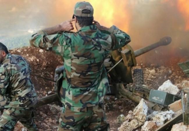 Quân đội Syria đánh thiệt hại nặng các tổ chức Hồi giáo cực đoan ở Daraa