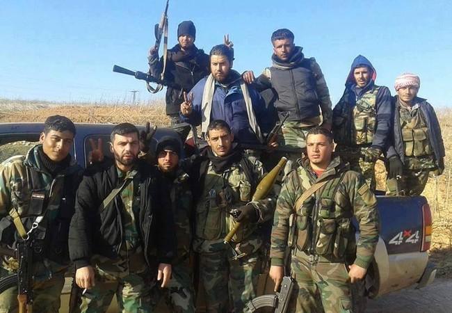 Quân đội Syria đánh chiếm hai làng ở miền Đông Bắc Hama