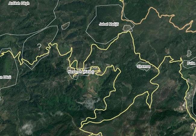 Quân đội Syria tấn công dọc biên giới Thổ Nhĩ Kỳ, giải phóng làng Nuwarah