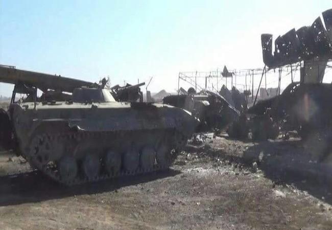 Tấn công Deir Ezzor,  IS tiếp tục thiệt hại năng sinh lực
