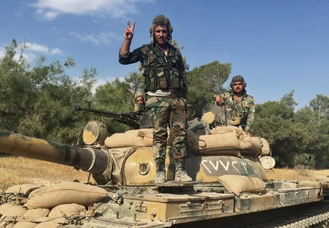 Quân đội Syria, Hezbollah cắt nguồn tiếp viện từ Thổ Nhĩ Kỳ vào Aleppo