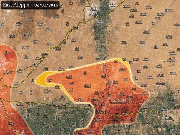 Lực lượng Tiger giải phóng làng Al-Si'n ở miền Đông Aleppo