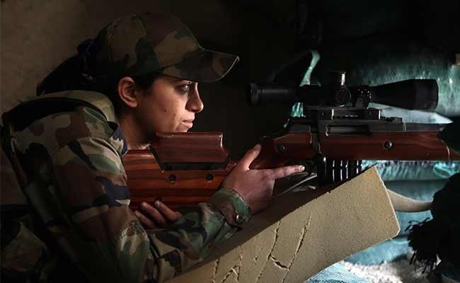 Kinh hoàng chiến tranh bắn tỉa Syria: Những cái chết bất ngờ
