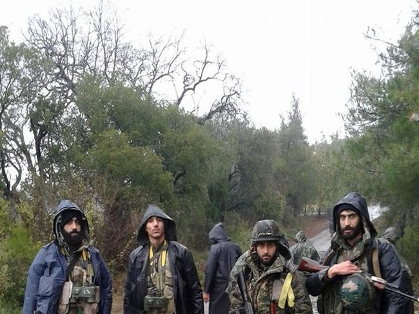 Lực lượng đặc nhiệm quân đội Syria giành được làng Saraf, Bắc Latakia